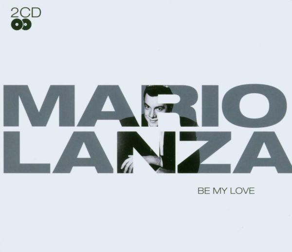 MARIO LANZA - BE MY LOVE (2 DISC BOXSET 2006) NEW N SEALED